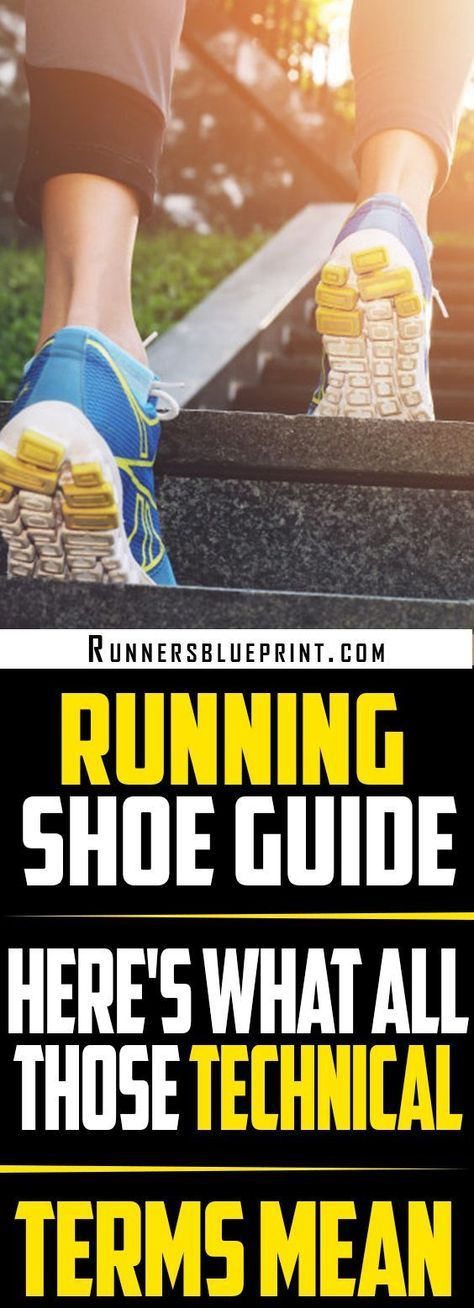 Anatomy of a Running Shoe - The 7 Main Parts | helpful info ...
