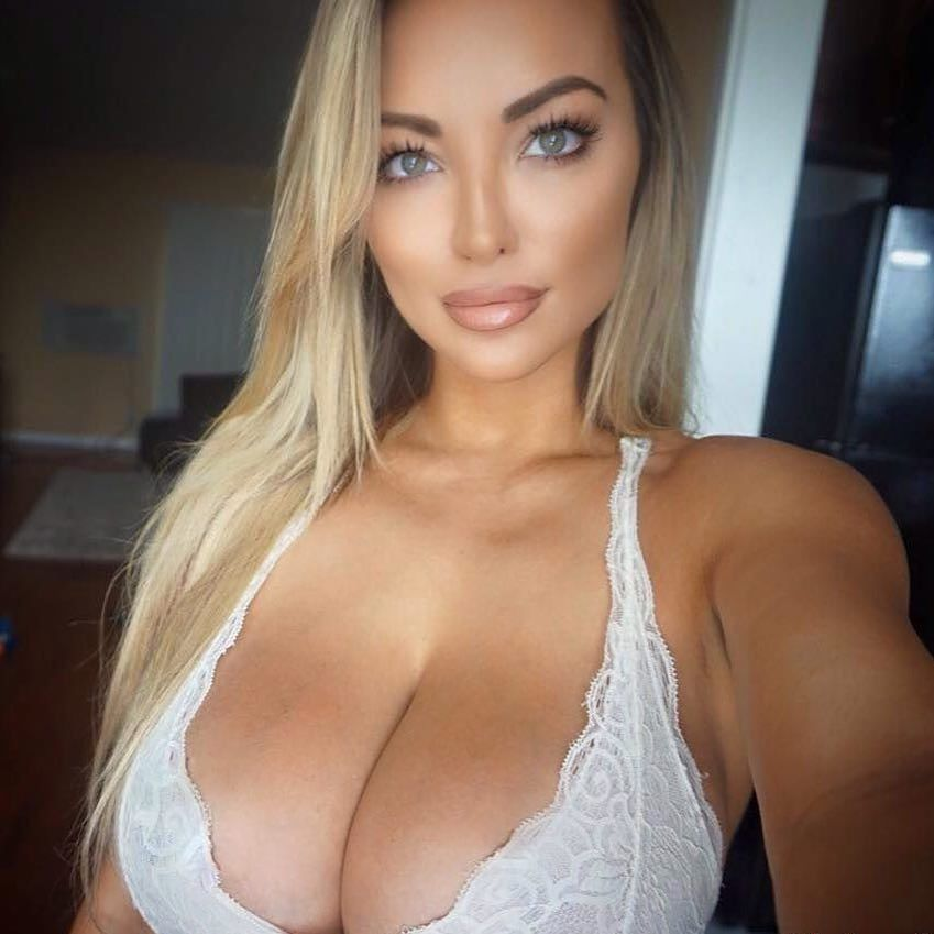 Blondes with big boobs