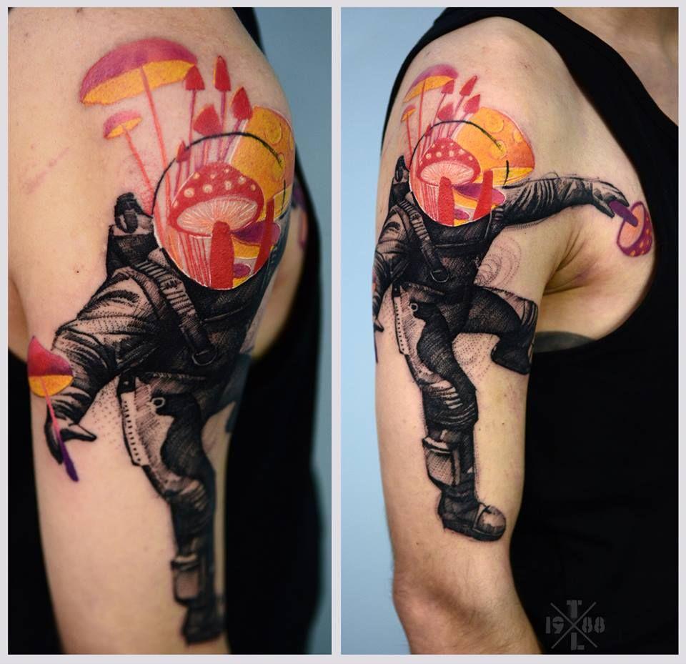 Pin On Timur Lysenko Tattoo Artist Redberry Tattoo Studio