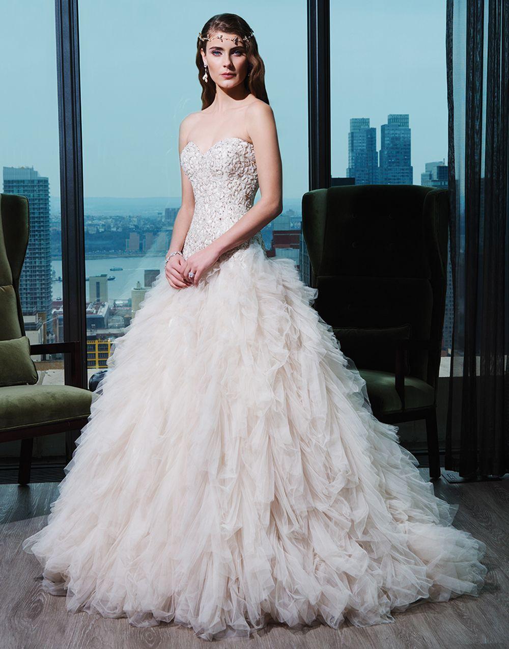 Wedding Dress: Justin Alexander signature wedding dresses style 9776 ...
