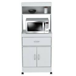 Hillview 45 Quot Kitchen Pantry In 2019 Kitchen Cabinet Storage Microwave Cart Microwave Storage