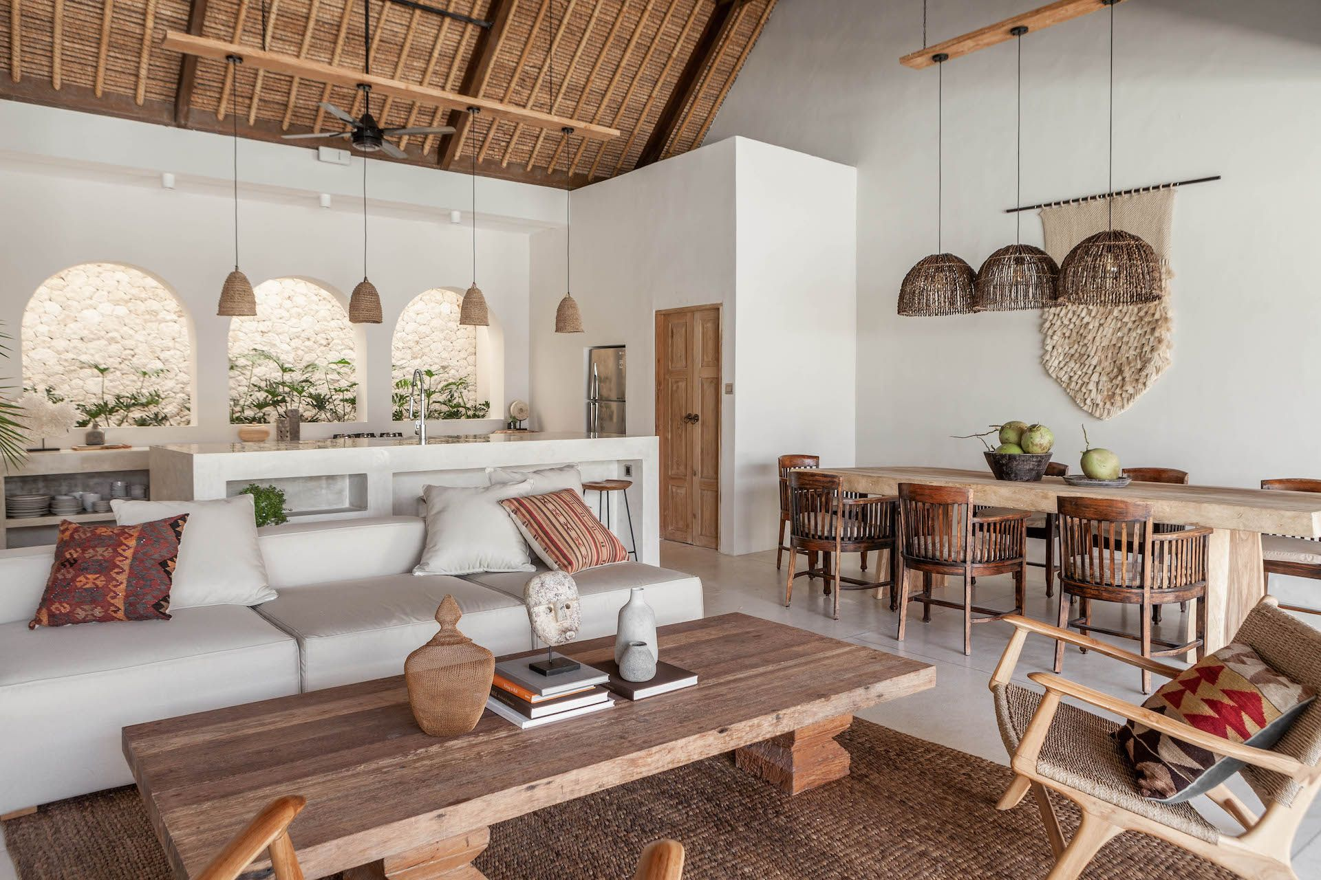 in 2020 Bali style home, Home interior