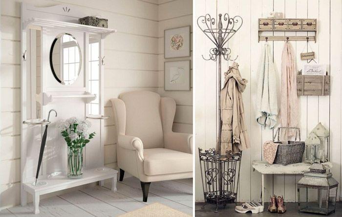 Por qu adoramos los muebles y la decoraci n de estilo - Mueble recibidor vintage ...