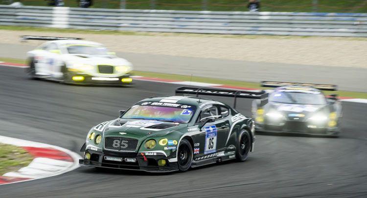 Bentley Teams With Abt For Nurburgring 24 Hours Adac Gt Masters Bentley Motorsport Racing