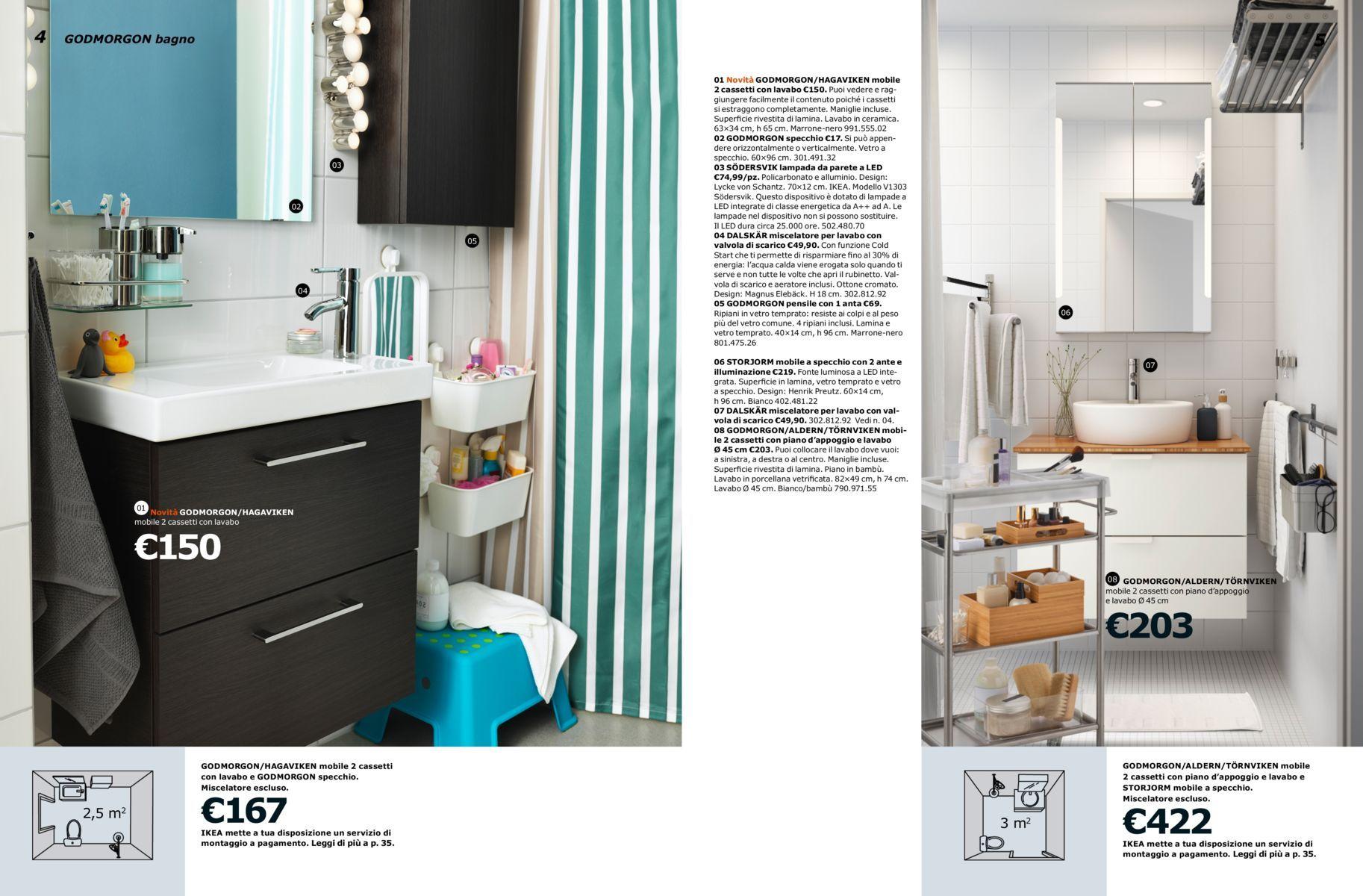 Ikea Bagno ~ Brochure bagno 2017 bagno pinterest brochures and ikea