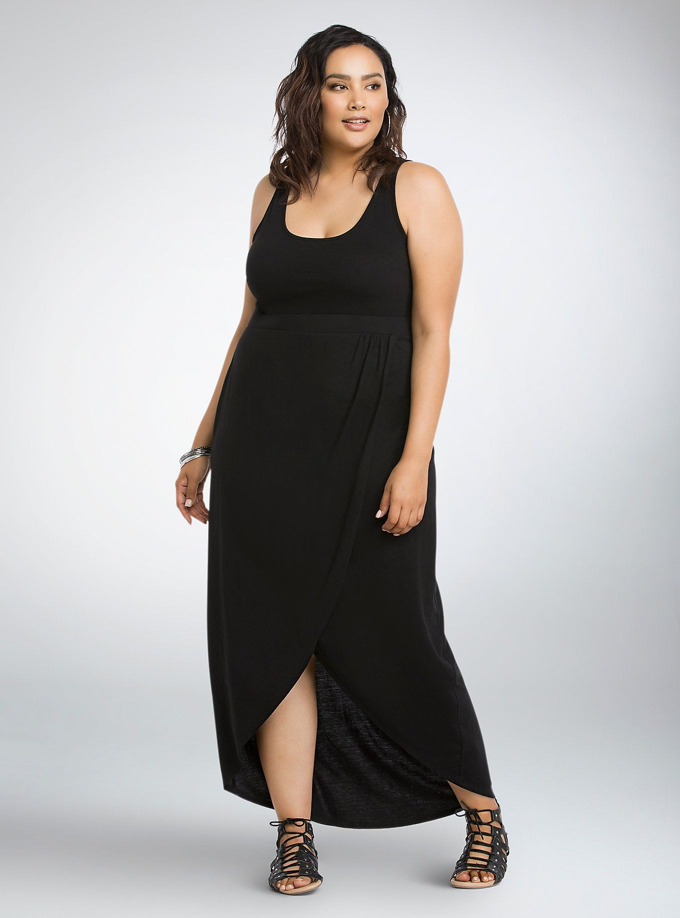 1577416325 Jersey Tulip Maxi Dress
