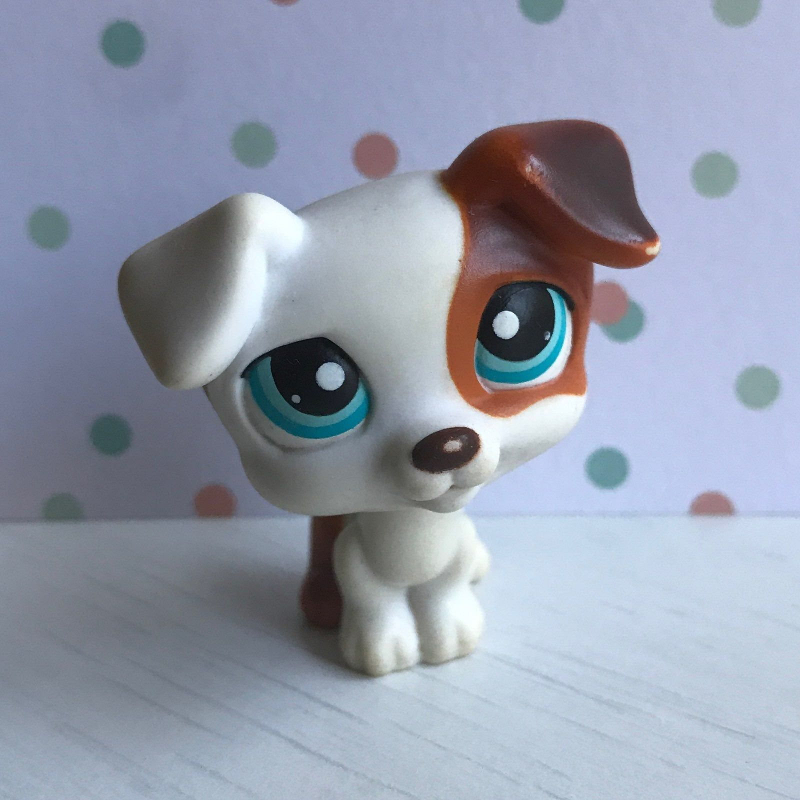 Authentic Lps Terrier 151 This Pet Was Washed Prior To Pictures Some Dirt Won T Come Off I Washed To The Best Of My Ability Lps Littlest Pet Shop Terrier