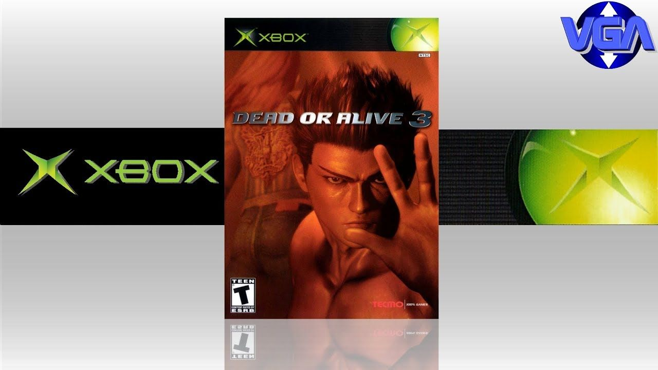 Dead Or Alive 3 Gameplay Xbox 2002