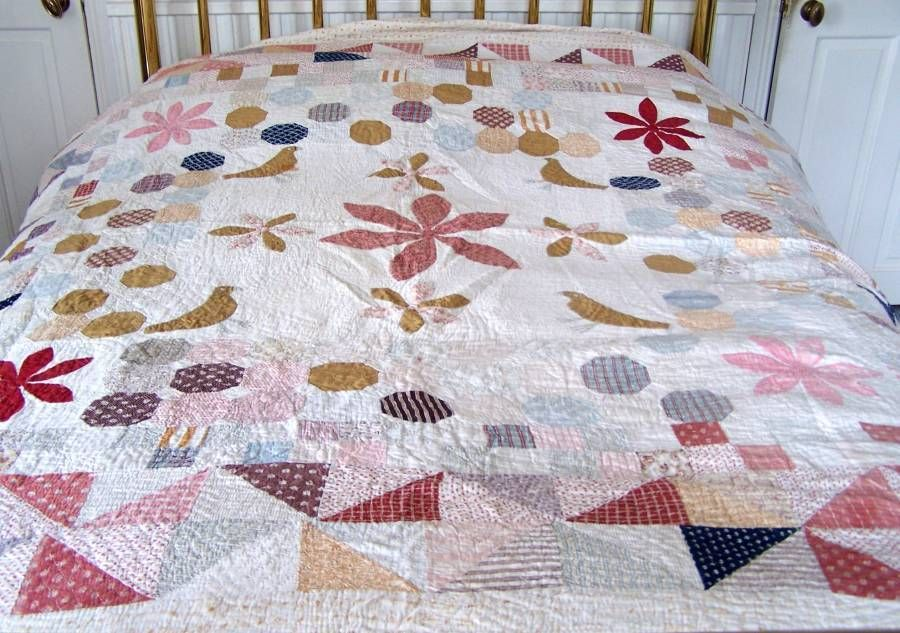 Quilt Found In Weardale Co Durham England The Antique Linen Cupboard Patchwork Quilts Patchwork Quilts For Sale Patchwork Quilts Quilts