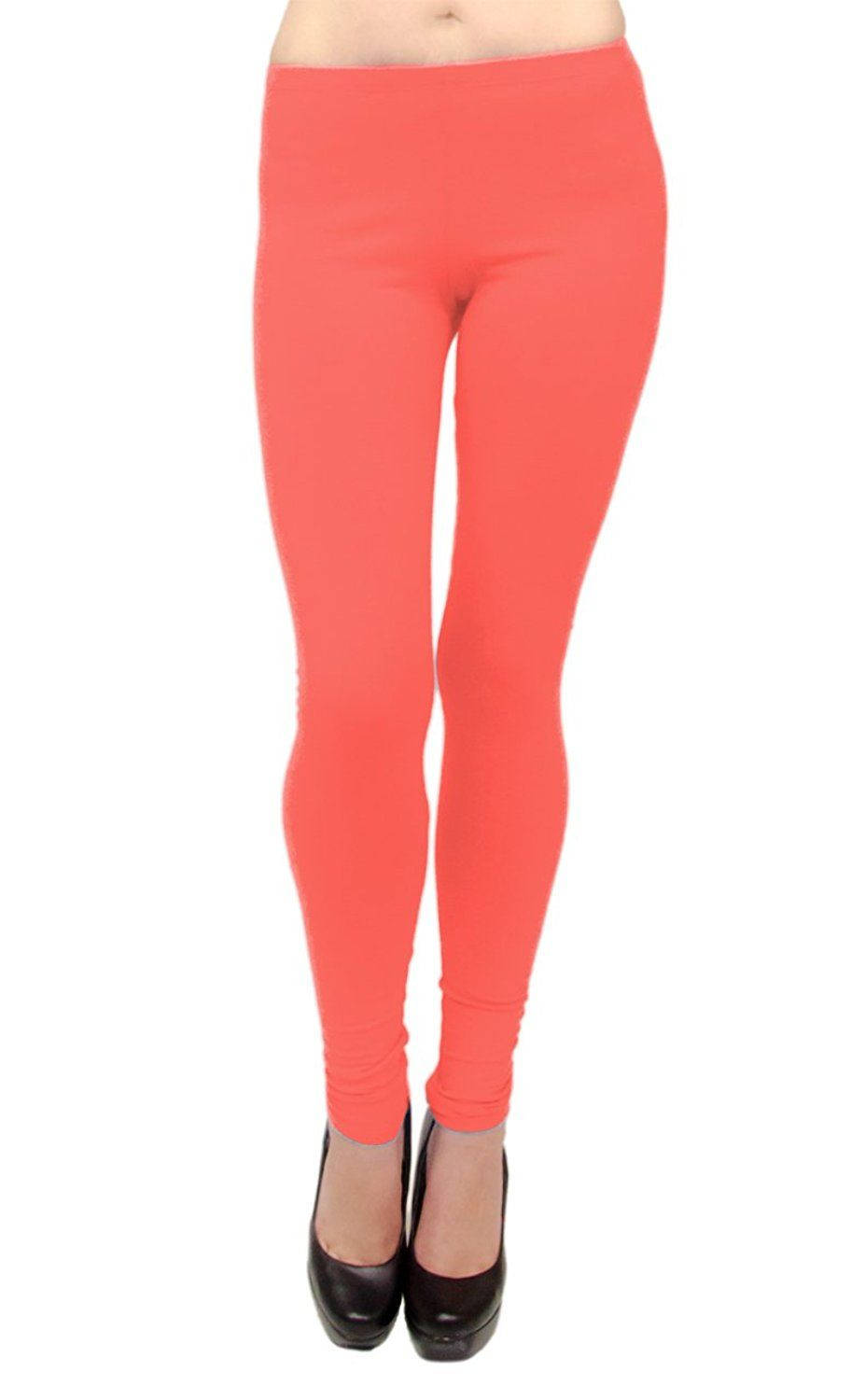 4cd1cfdc5e3ff4 Vivian's Fashions Extra Long Leggings - Cotton (Junior and Junior Plus  Sizes) * Read more at the image link.