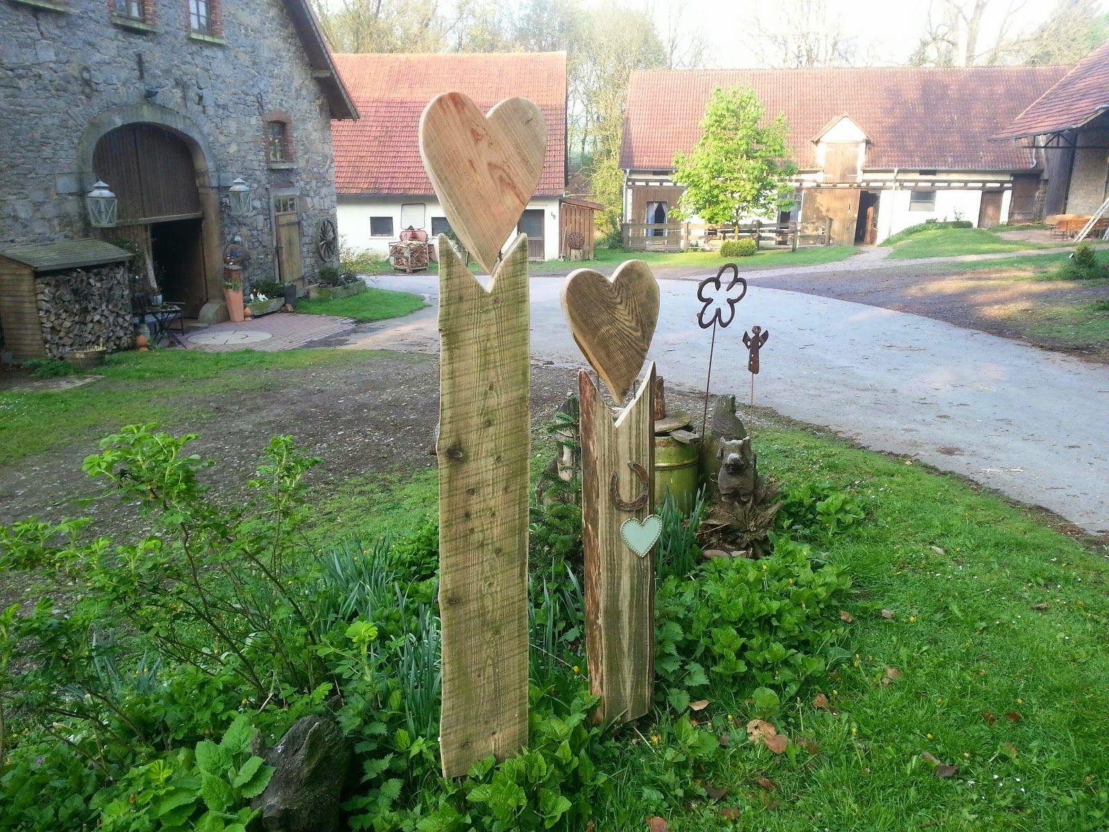 Kreativwerkstatt Gartengestaltung Silberhochzeit Deko Garten Deko
