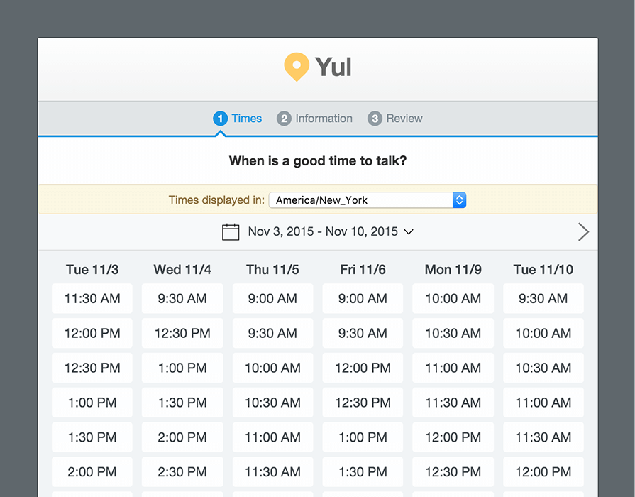 Appointment scheduling software for better sales