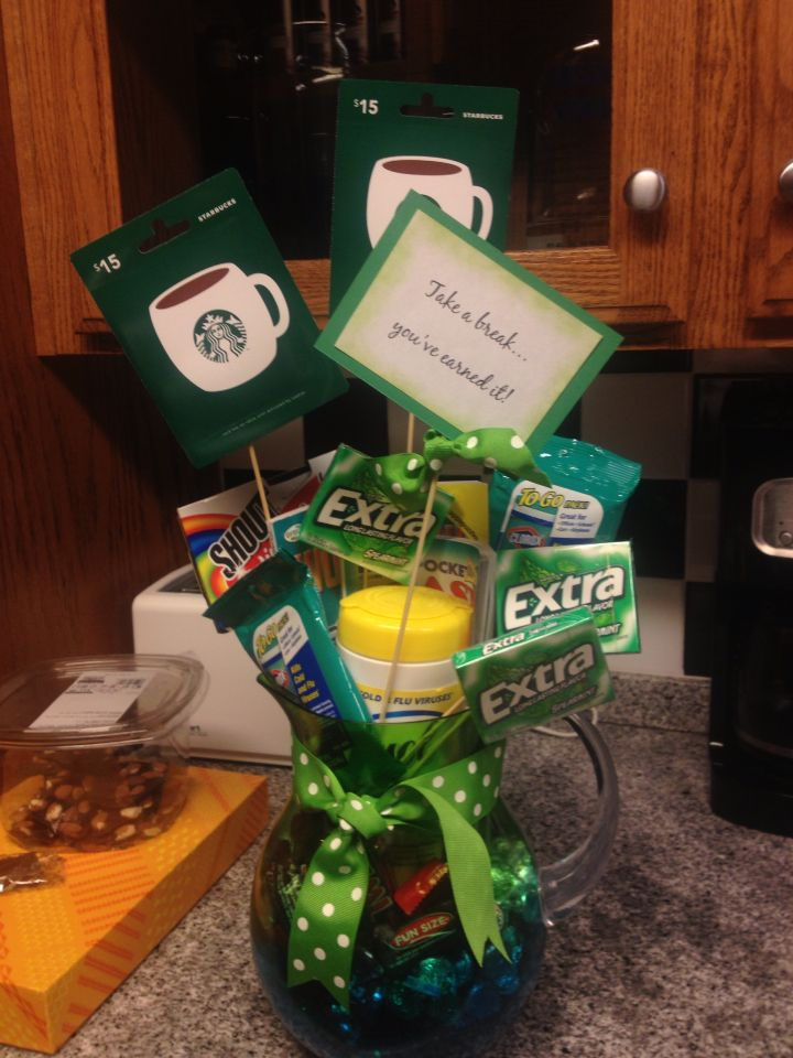 Gift Basket For Doctor S Office With