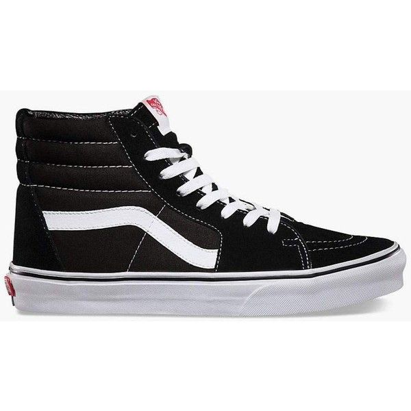 2f886e320cc2 Vans Sk8-Hi Shoes ( 65) ❤ liked on Polyvore featuring shoes ...