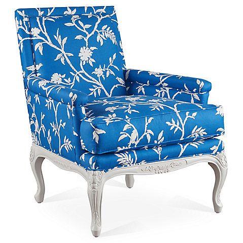 Best Tiverton Accent Chair Blue Floral 2 495 00 C O Z Y 400 x 300