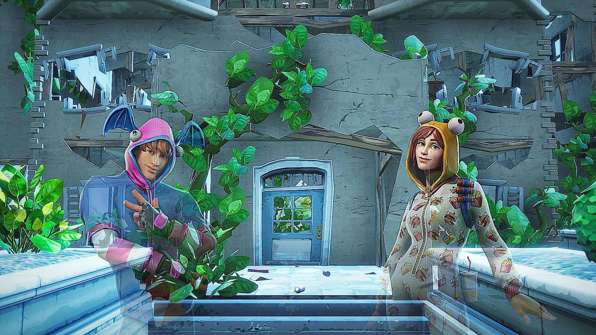 Onesie And K Pop Skins Removed From Fortnite Files Fortnite News