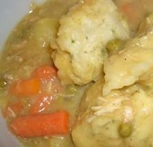 Homemade Chicken and Dumplings from Scratch #chickendumplingscrockpot