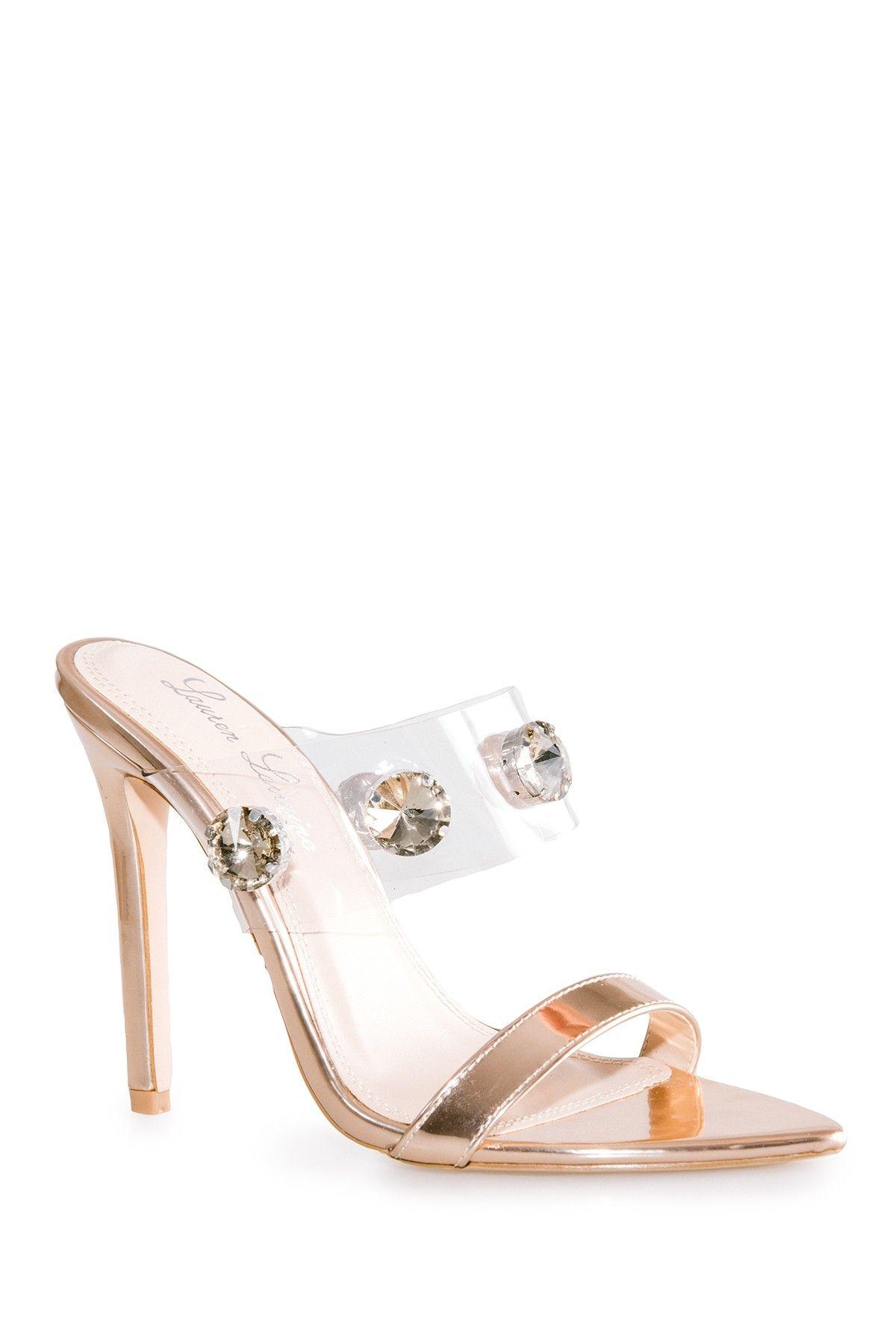 Lauren Lorraine Paula 3 Peep Toe Pump | Peep toe pumps
