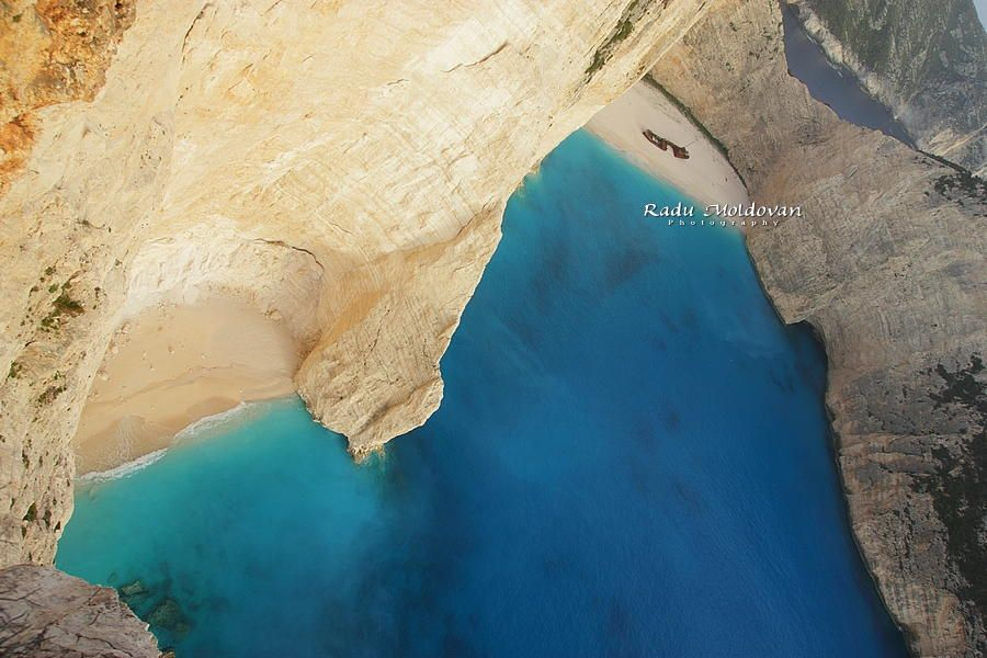 Navagio beach by Radu Moldovan on 500px
