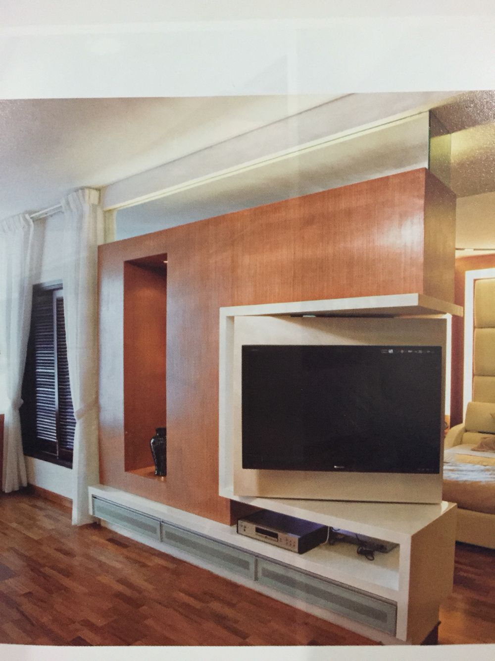 Rotating Tv Console