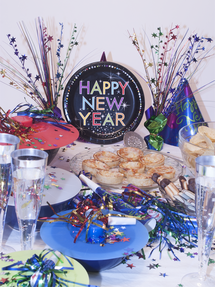 Happy New Year to all our friends and customers. May your future be bright and filled with delight.