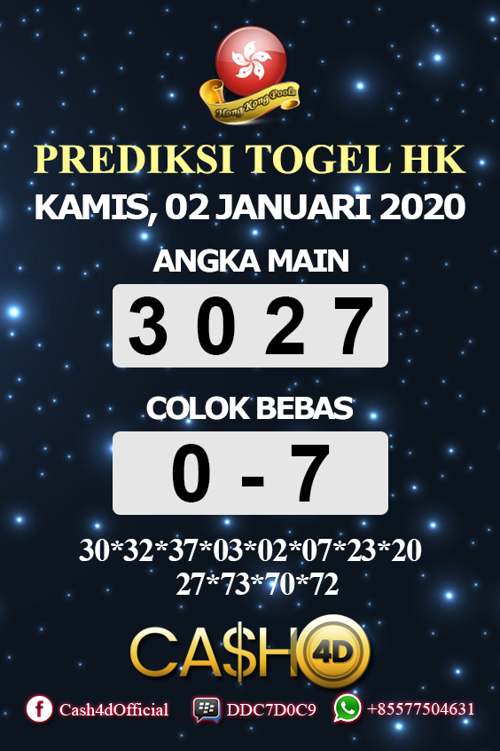 Nomor sgp 2020