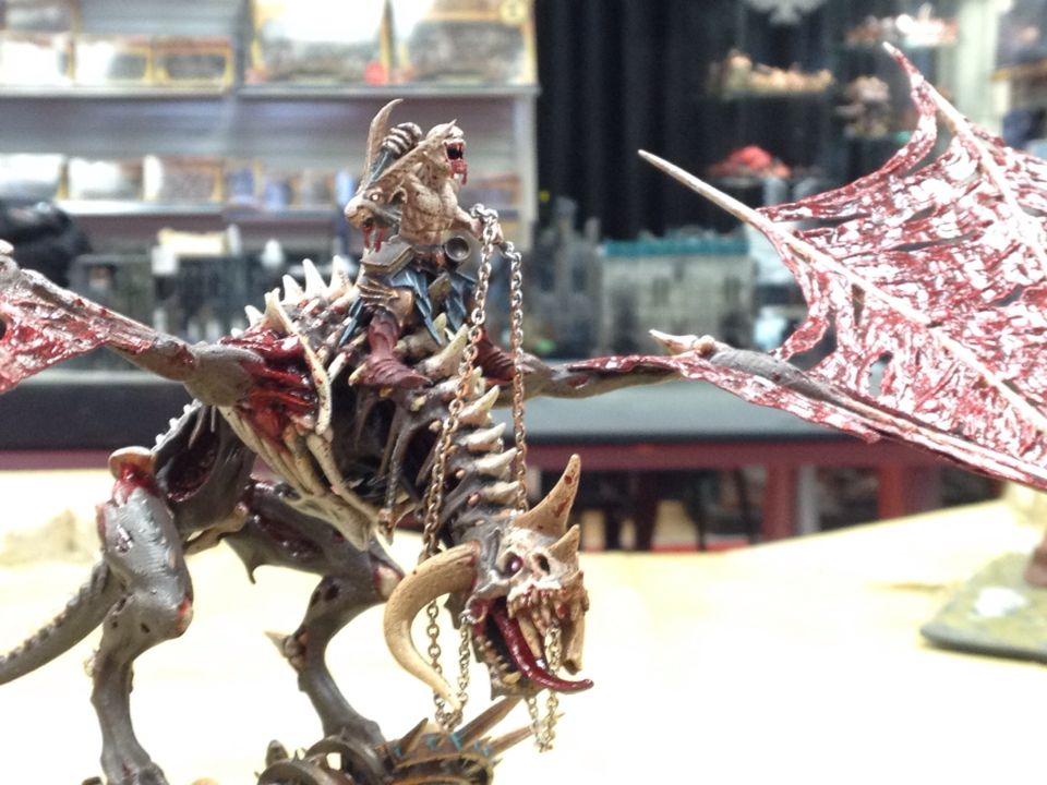 Dragon zombies Comtes vampires | Warhammer Undead ...