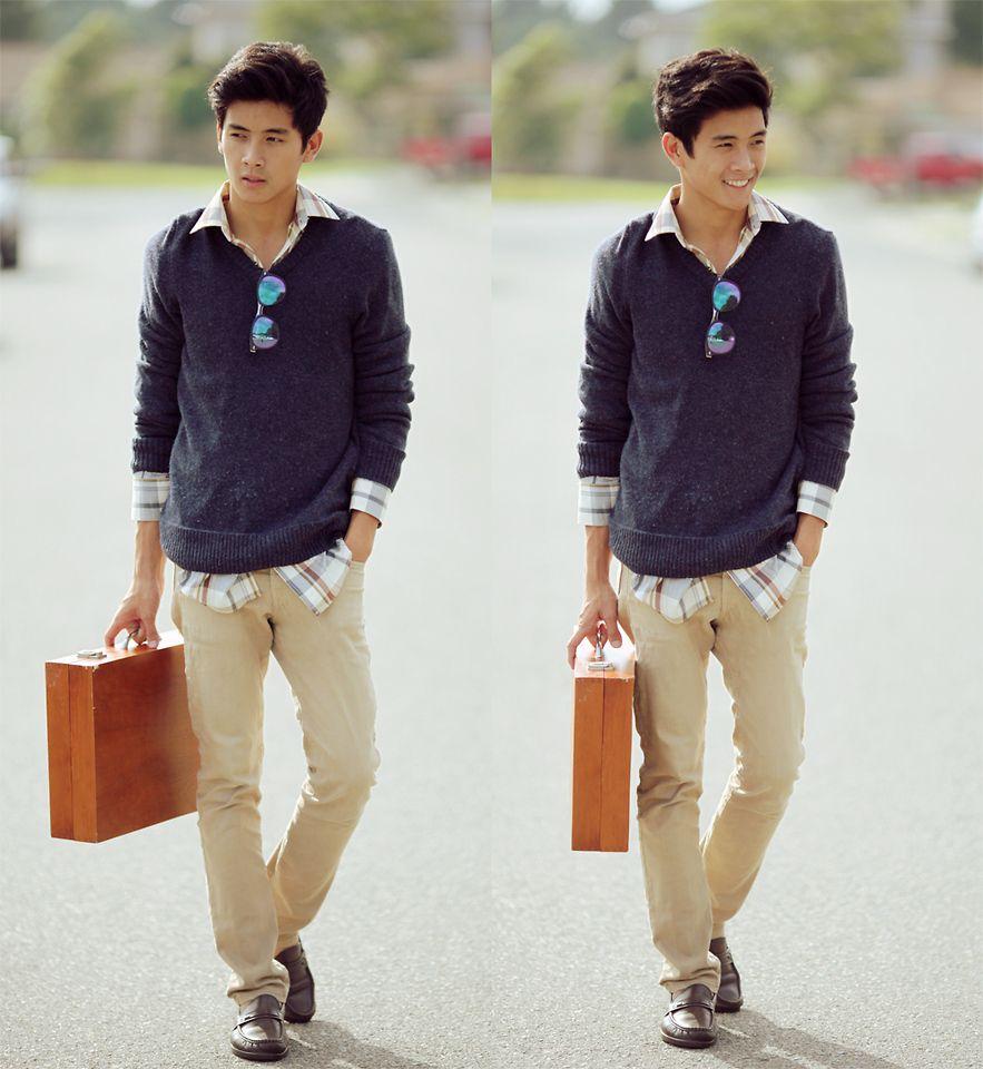 Korean guys dating style