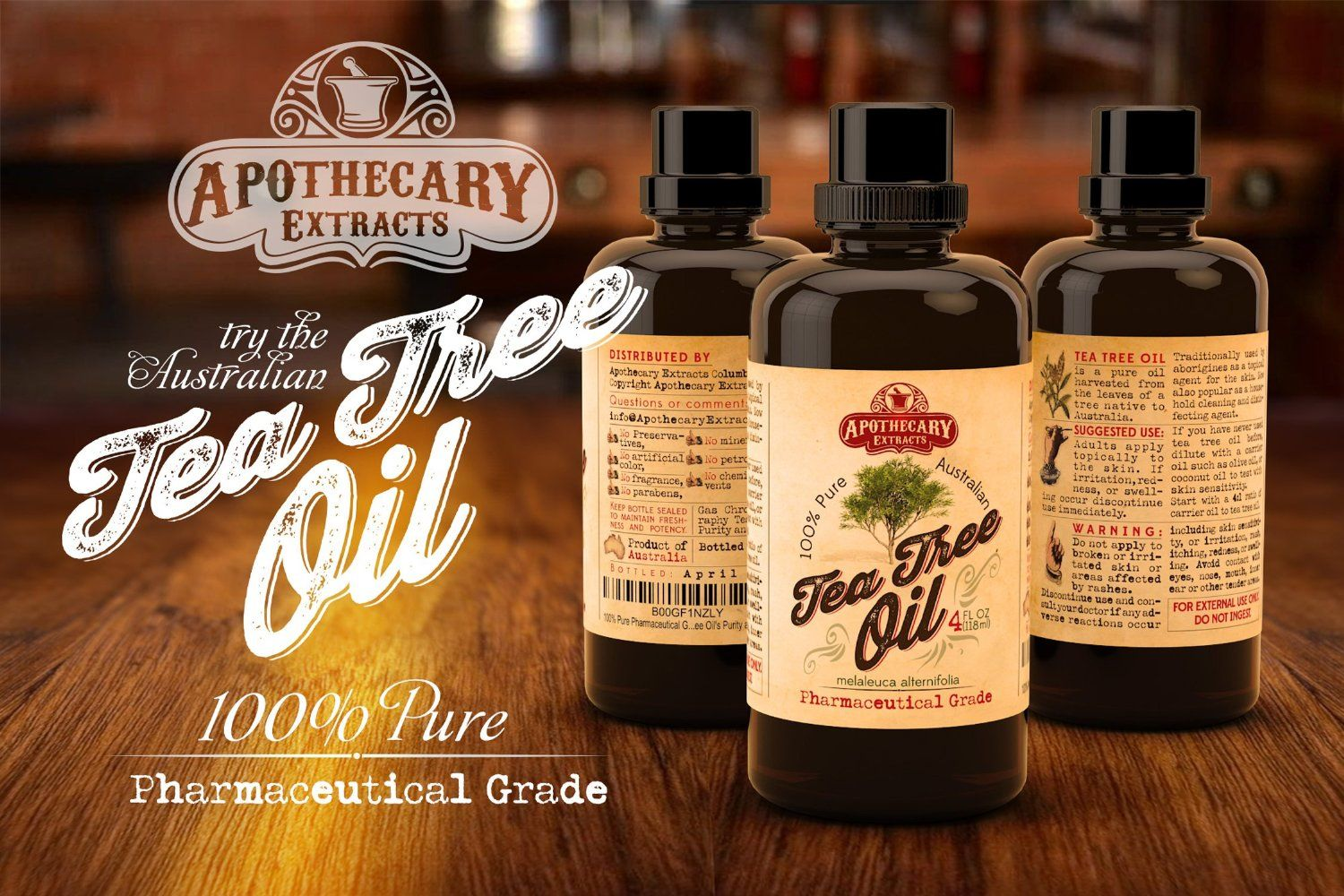 Enter To Win A Bottle Of Australian Tea Tree Oil At Reviews By
