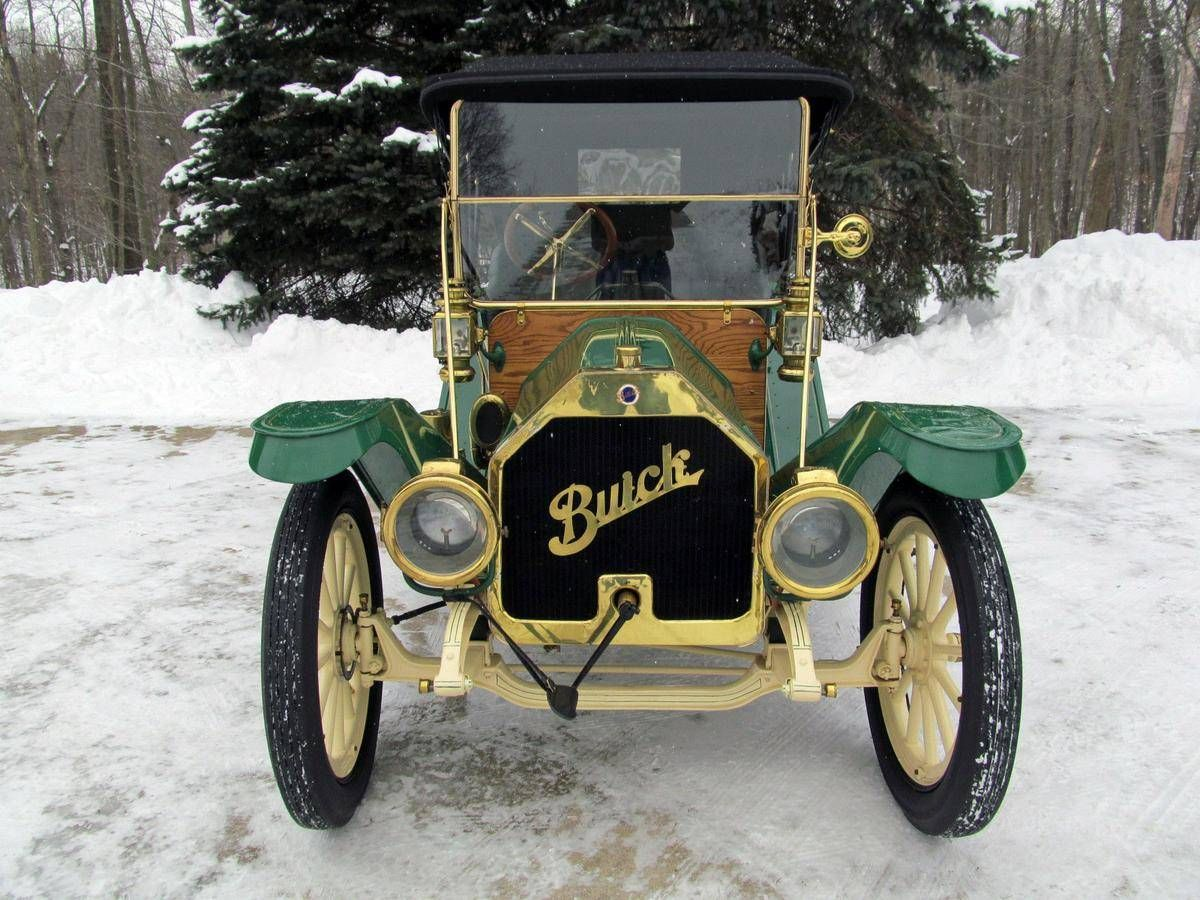 1911 Buick Model 26 Roadster Runabout Convertible | Automobiles: Pre ...