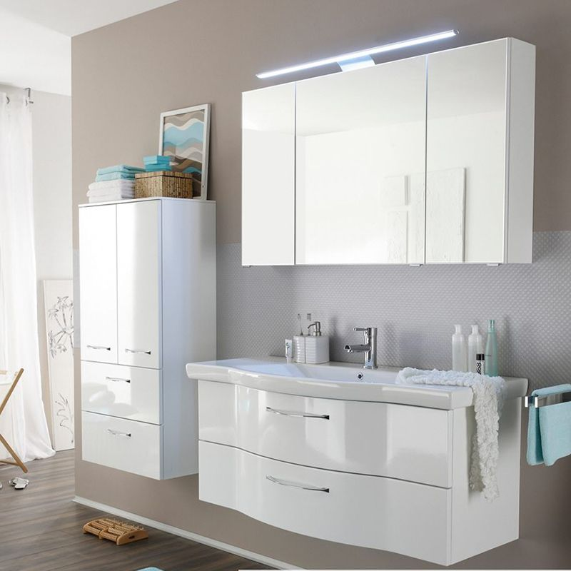 Wall Hung Vanity By Amina Alfalasi On Home Decor Bathroom