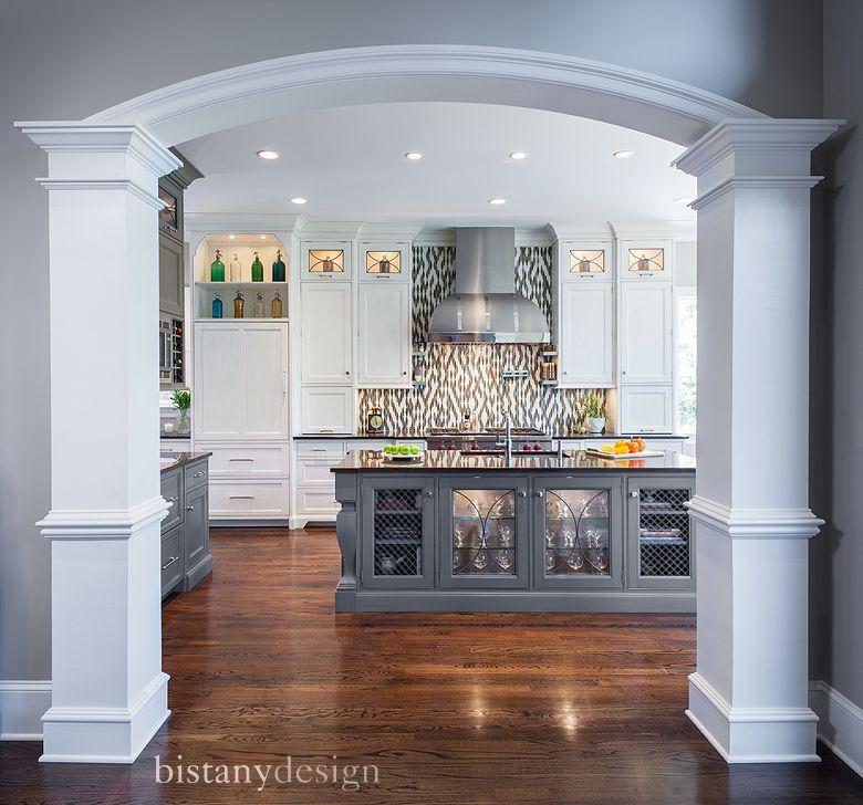 Ballantyne Kitchen Renovation - After Bistany Design, Charlotte ...