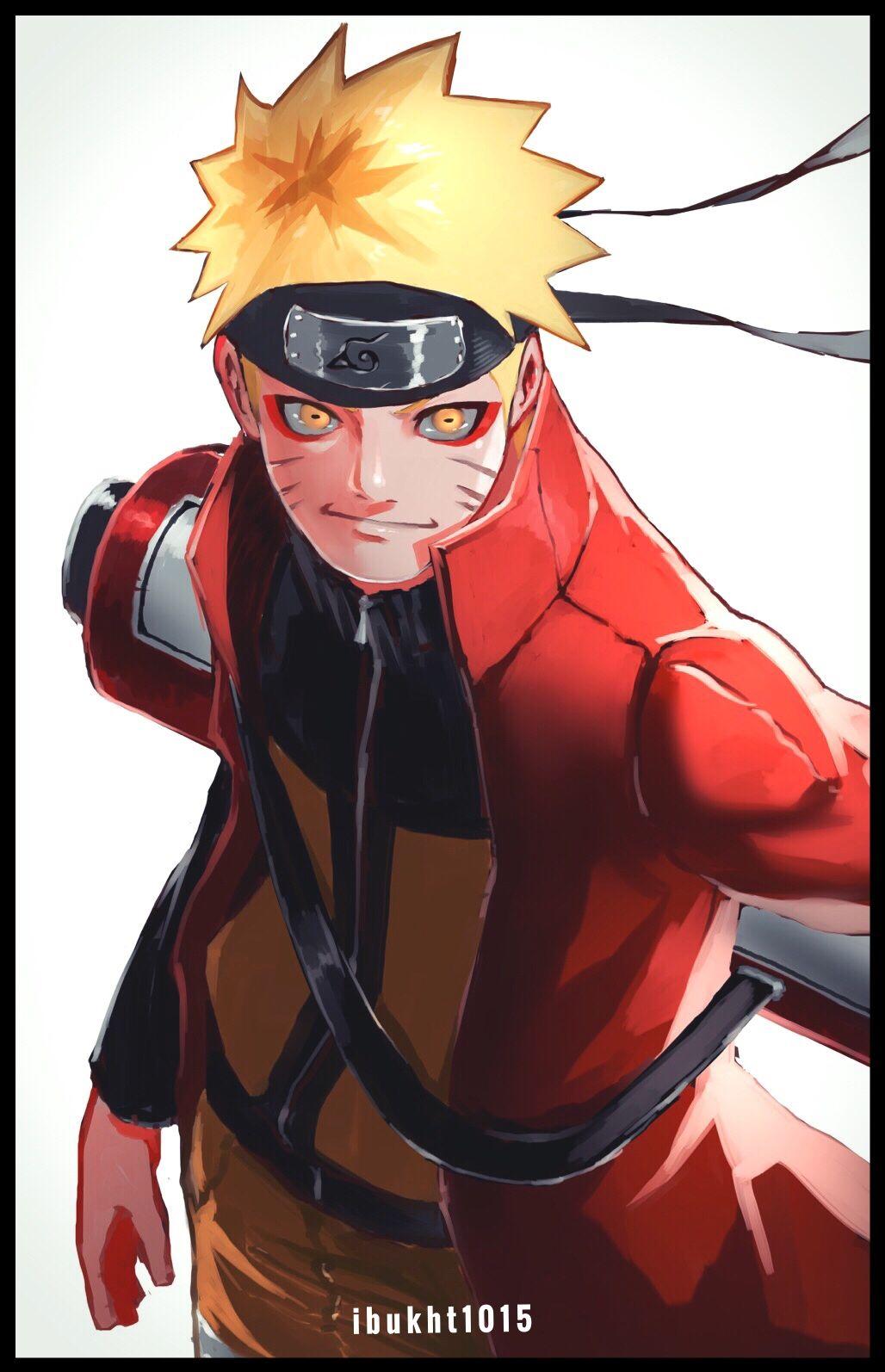 Naruto Uzumaki, by Pixiv Id 11609074 Naruto, Naruto