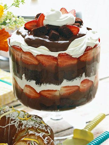 Chocolate Strawberry Shortcake Chocolate Strawberry Shortcake -