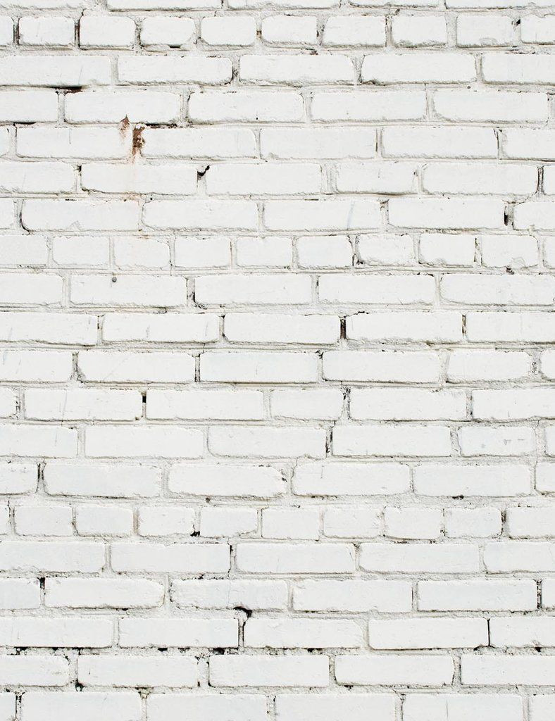 Grunge Milk White Brick Wall Texture Backdrop For Photography White Brick Walls Brick Backdrops White Brick