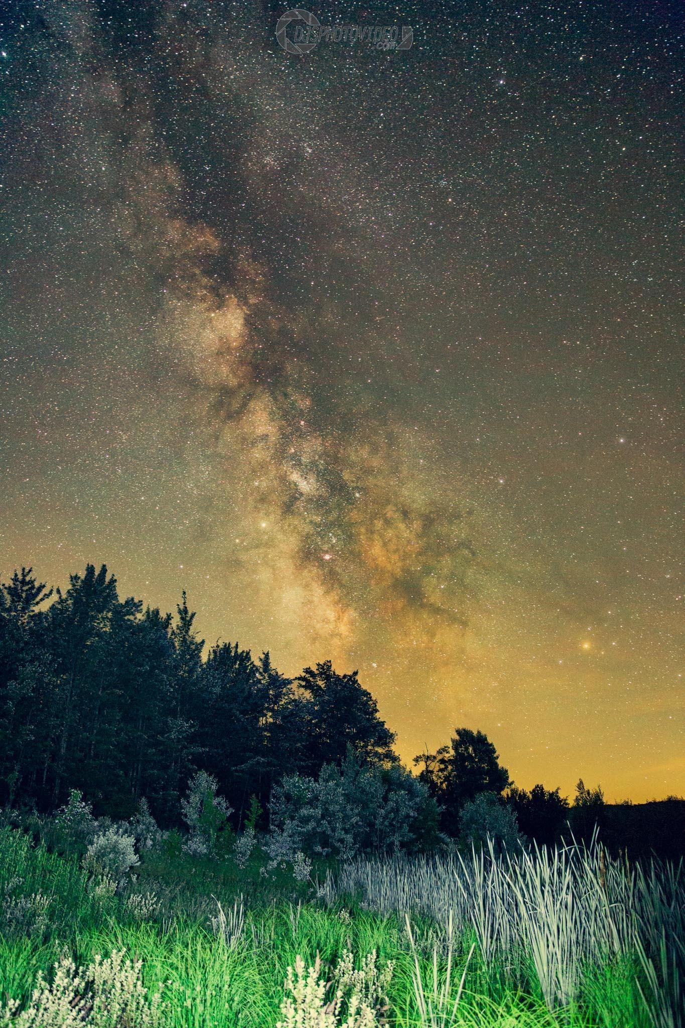 Landscape Night Scenery