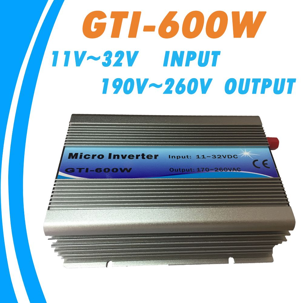 Grid tie inverter 220v HEAVY DUTY Power Cable  GTIL Sun