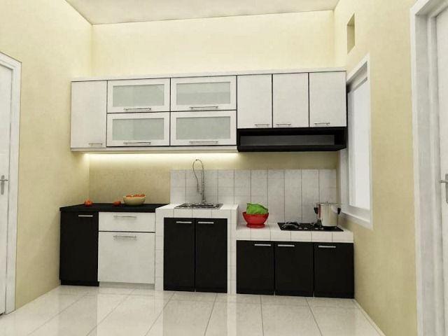Dapur Minimalis Type  Desain Menarik  Jpg