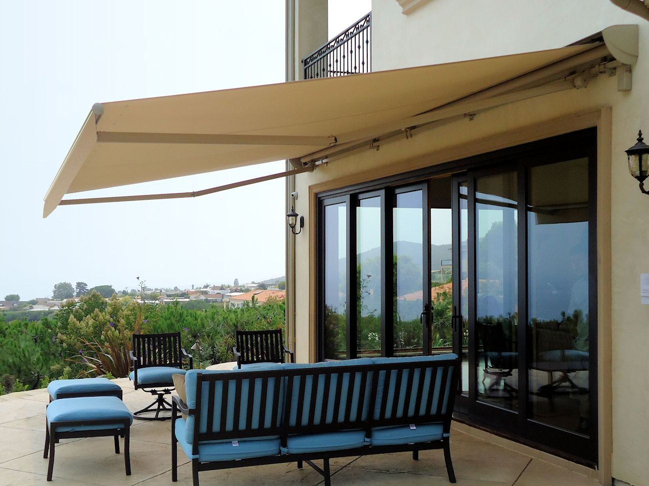 Retractable Awnings | Superior Awning & Retractable Awnings | Superior Awning | Condo decor | Pinterest ...