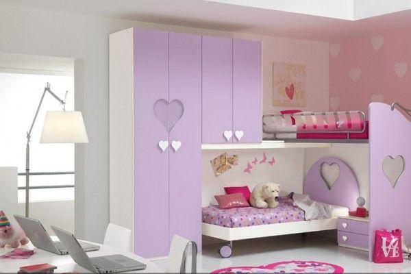 Savrsena Soba Za Devojcice Moj Enterijer Kupatila Namestaj Kuhinje Garniture Modern Kids Bedroom Kids Room Wallpaper Modern Kids Bedroom Furniture