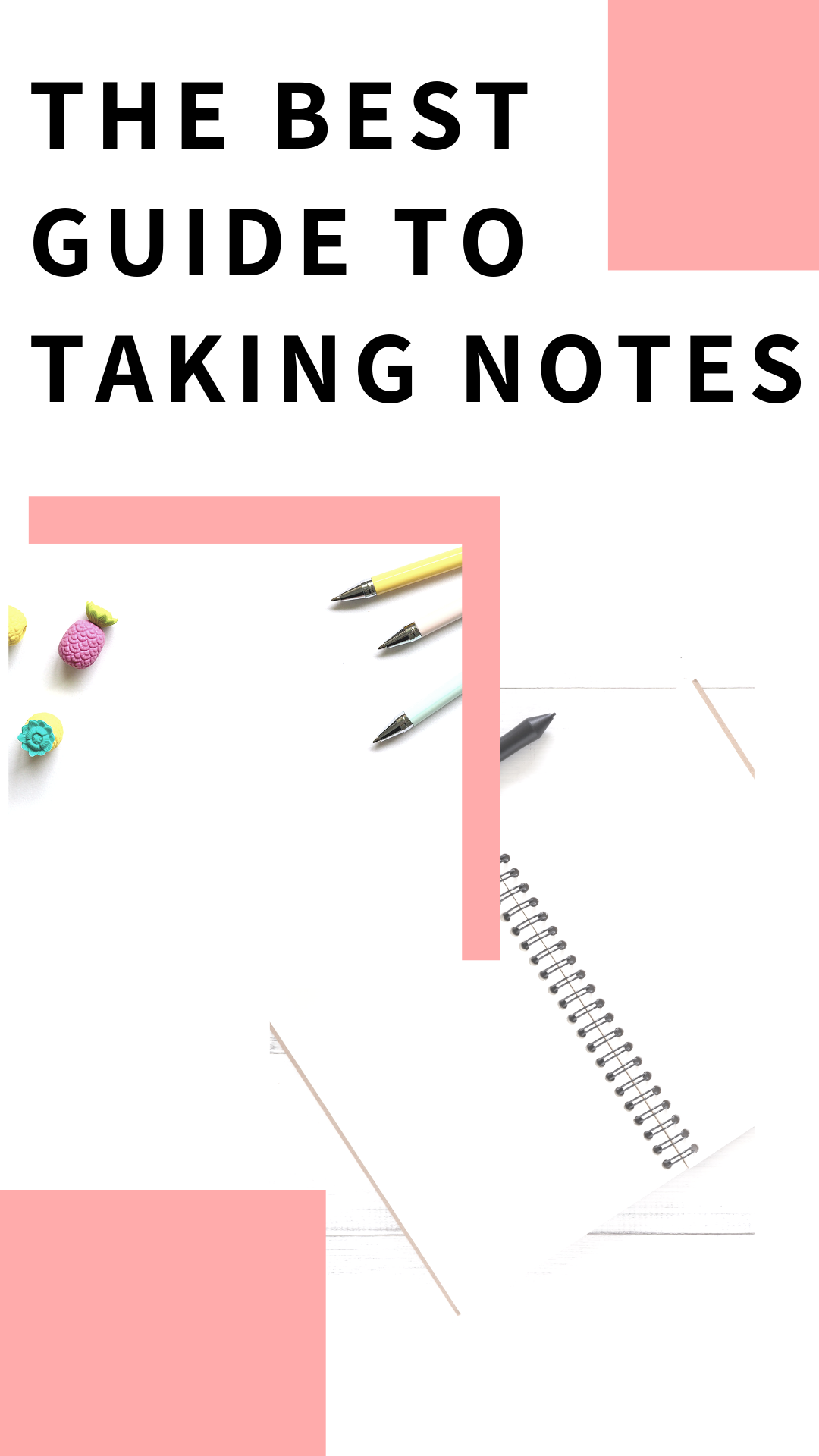 Taking Notes Guide