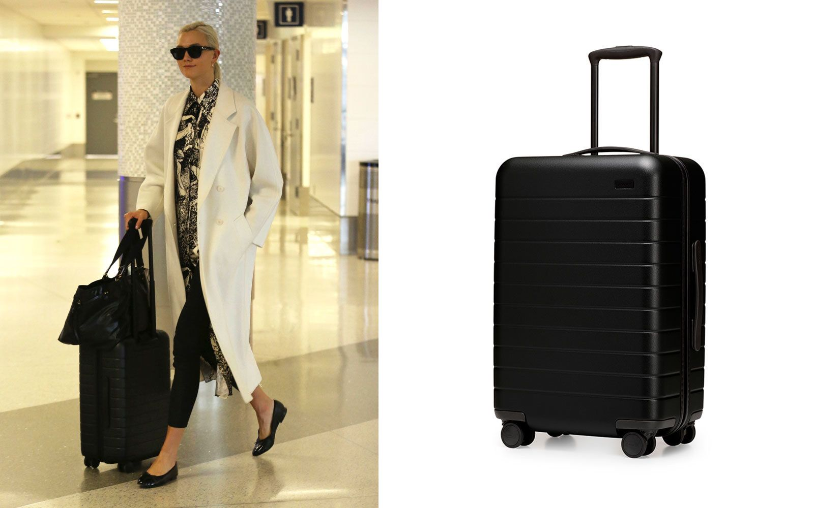 5d43ade3c47 9 Luggage Brands Celebrities Swear By   Shopping   Luggage brands ...
