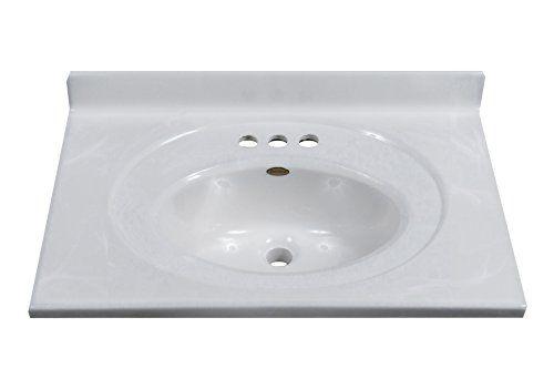 Imperial Fs2519w Bathroom Vanity Top