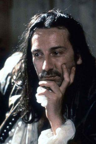 Jean-Hugues Anglade in La Reine Margot. LOVE.