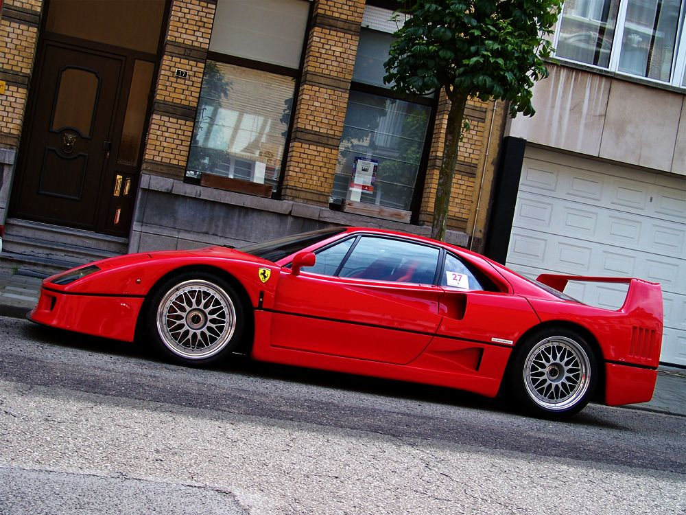 F40- Hail to the King.