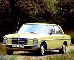 1974 Mercedes Benz 240 D