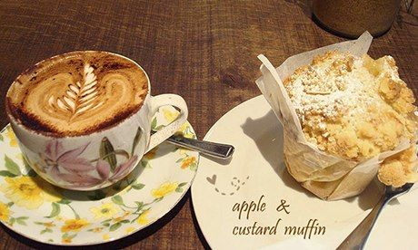 Foxcroft and Ginger, London - I love love Coffeeshops and we can get Cole a Hot Chocolate