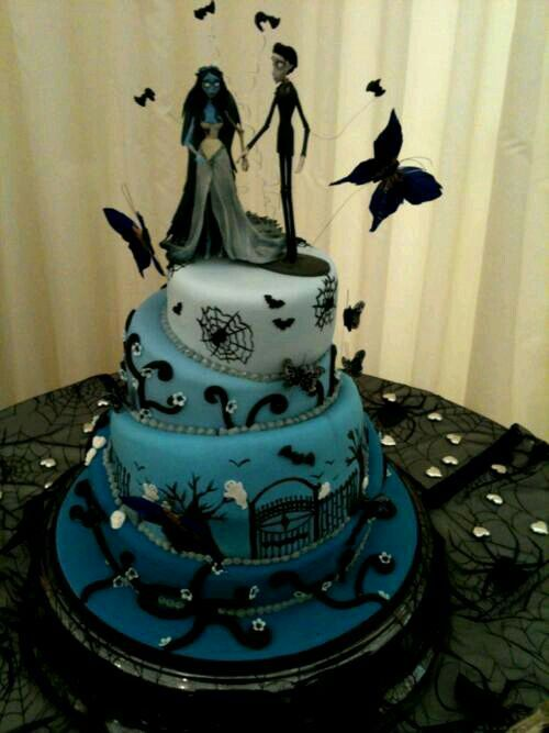 tim burton wedding cake ideas   Wedding theme ideas   Pinterest ...