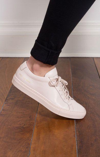 639d66c91fe3 Original Achilles Low Nude | Common Projects | Sneakers, Shoes ...