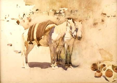 Art In Spain 19th Century Drawings And Watercolourspinterest